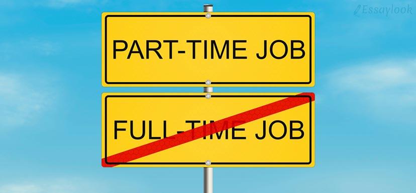 Part-Time Job