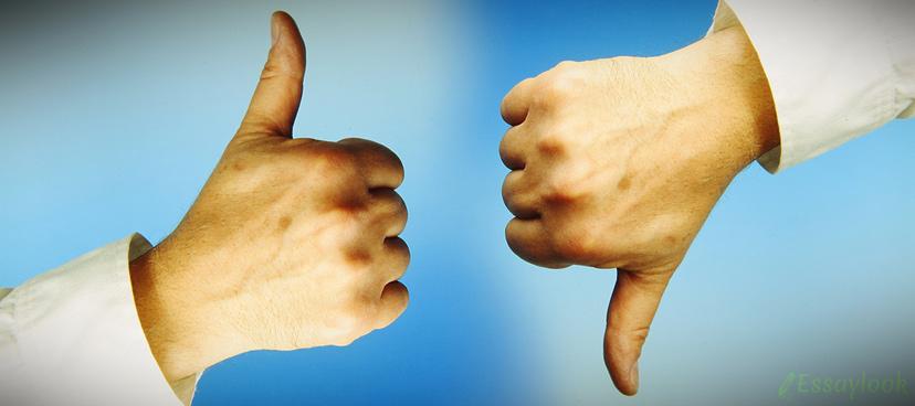Thumb Up, Down